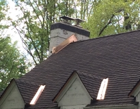 GAF Glenwood Lifetime Designer Shingle, Autumn Harvest