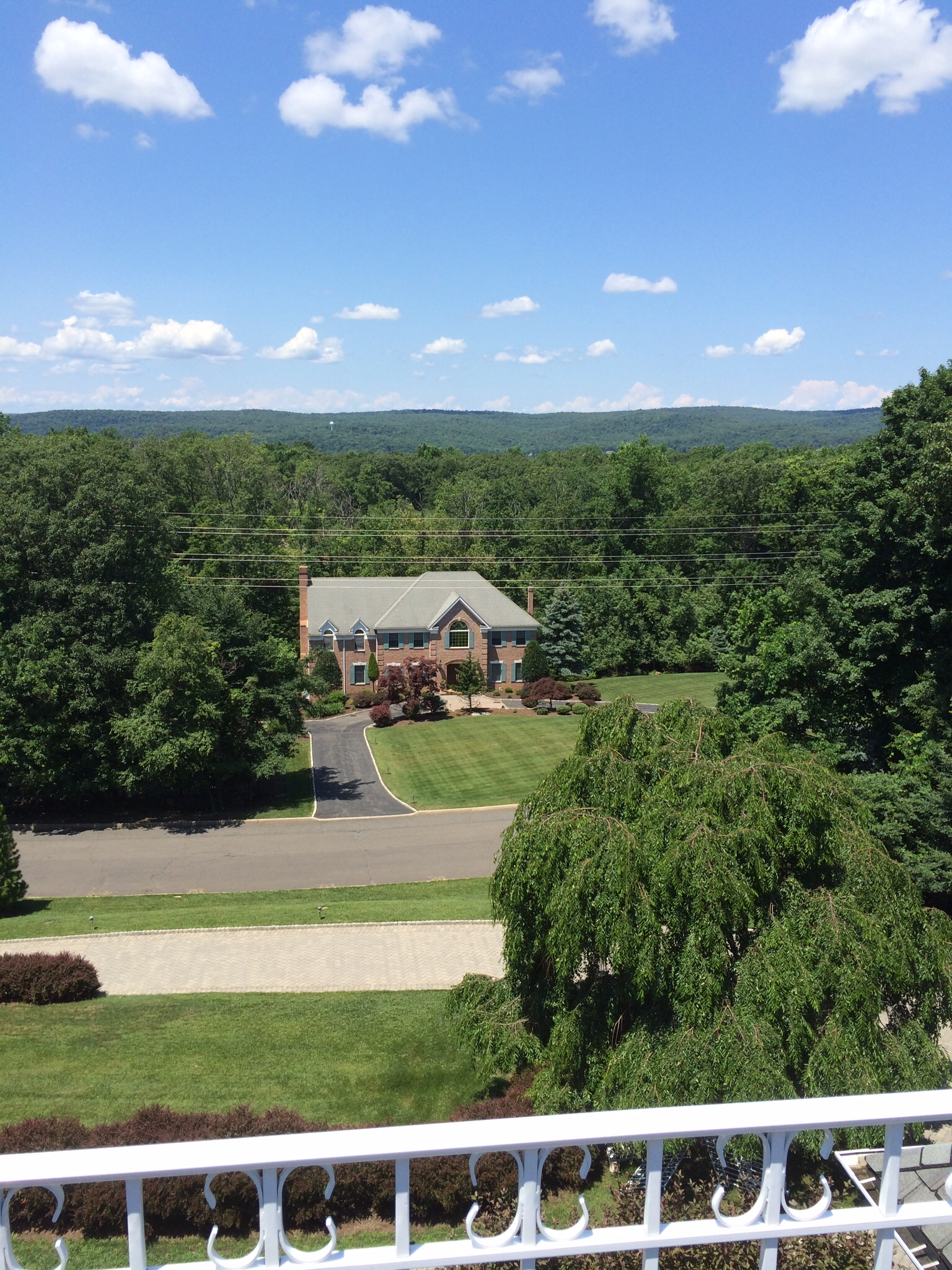 Views From The Roof On A Beautiful Day Mccollum Roofing
