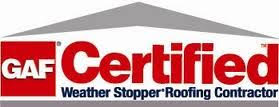 GAF Certified Contractor_McCollum Roofing & Siding.  New GAF Timberline System Plus, Lifetime Warranty Roof