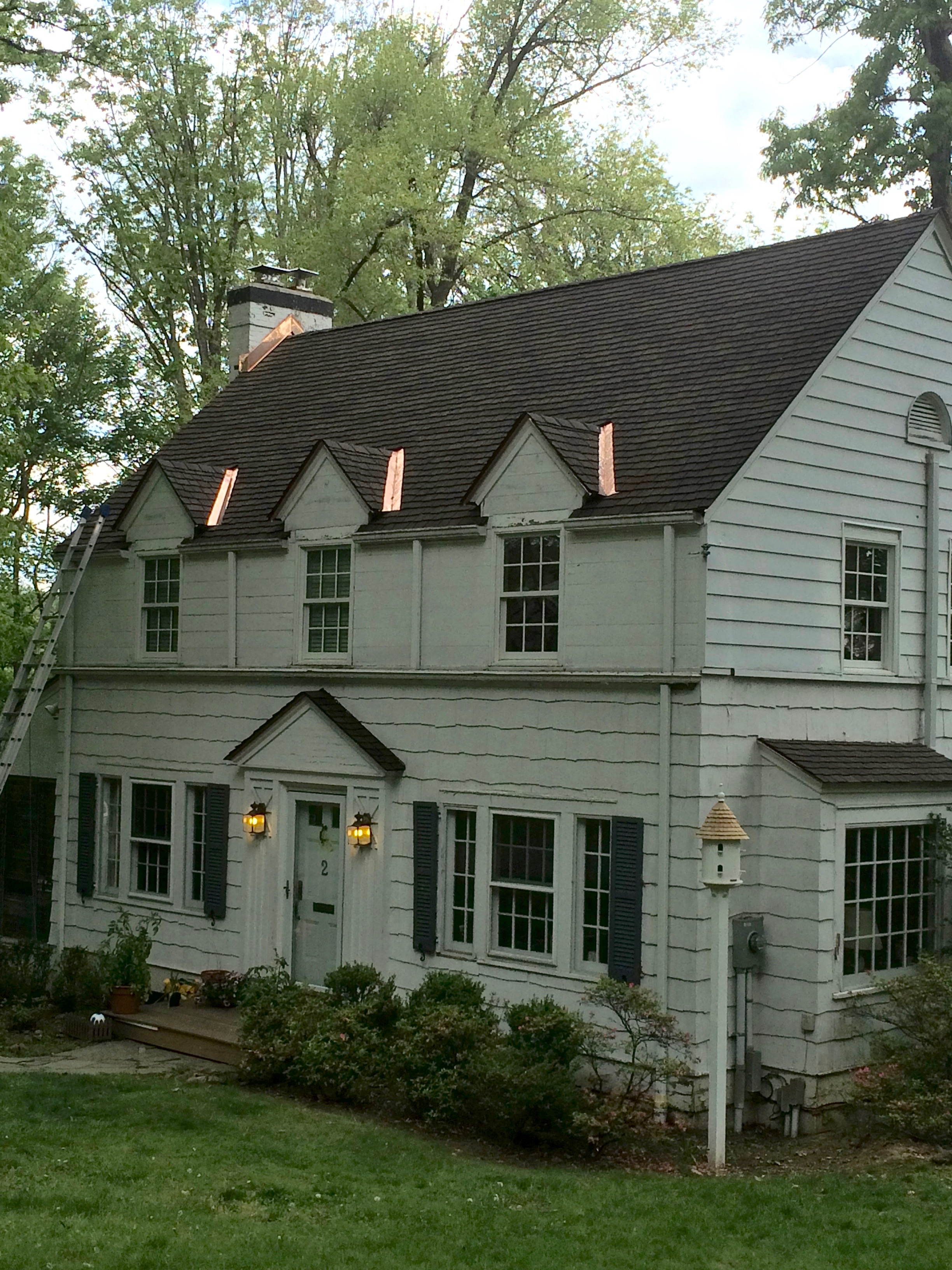 New Gaf Glenwood Lifetime Designer Shingle Roof In Essex