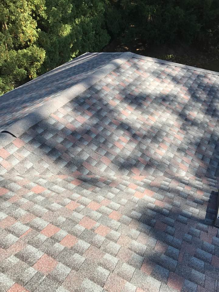 New Gaf Timberline System Plus Lifetime Warranty Roof In